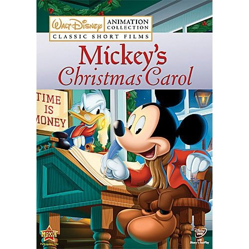celebrate the holidays with mickeys christmas carol a beloved classic short film that is now part of the disney animation collection mickey mouse donald - Mickey Mouse Christmas Movie