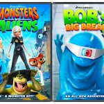Monsters Vs. Aliens & Bob's Big Break