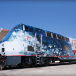 All Aboard! Disney's A Christmas Carol Train Tour!