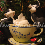 Wordless Wednesday | A Few of My Favorite Ornaments