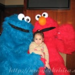 Wordless Wednesday | Sesame Street Live: When Elmo Grows Up