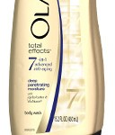 Olay Total Effects Body Wash – Review & Giveaway