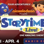 Nickelodeon Presents Nick Jr. Storytime Live!