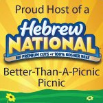 "Hebrew National's ""Better-Than-A-Picnic"" Picnic Kick-Off {Free Event}"