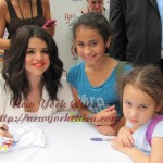 Wordful Wednesday ~ Meet & Greet With Selena Gomez & Joey King at Madison Square Park {linky}