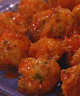 Easy Recipe: Buffalo Chicken Meatballs