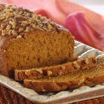 Easy Recipe: Old-Fashioned Pumpkin Loaf Bread (Sabroso Saturday)