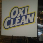 OxiClean Media Event in NYC with Anthony Sullivan