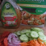Easy Recipe: Italian Pasta Salad (Sabroso Saturday)