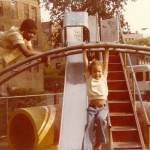 Wordless Wednesday – Scared Little Girl in 1979 (add your linky)
