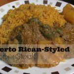 Easy Recipe: Puerto Rican-Styled Pepper Steak