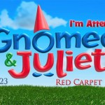 I'm Attending The Gnomeo and Juliet Red Carpet Premiere in HOLLYWOOD!