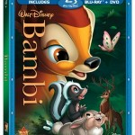 Bambi Diamond Edition on Blu-Ray March 1st. – Activity Sheets & Clips