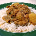 Easy Recipe: Bacalao Guisado (Codfish Stew) #SabrosoSaturday