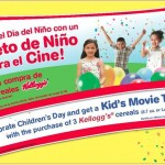 Childrens Day Movie Ticket