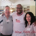 Wordless Wednesday: Meeting Chef Aaron McCargo Jr.
