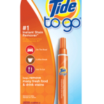 Win A Year's Worth of Tide To Go and A $50 Gift Card