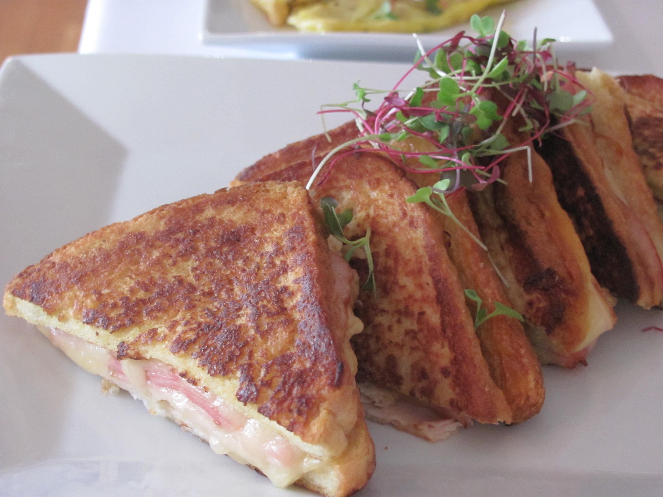 EASY Recipe: Chef Aaron McCargo's Monte Cristo Sandwich