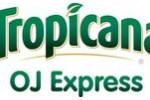 I'm Teaming with the Tropicana OJ Express at Grand Central Terminal in NYC