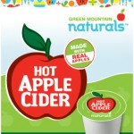 Starting The Autumn Season with Hot Apple Cider K-Cup® Portion Packs