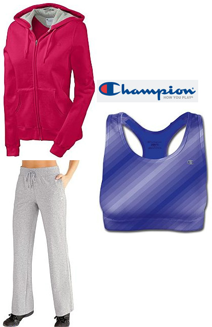 Champion Workout Gear