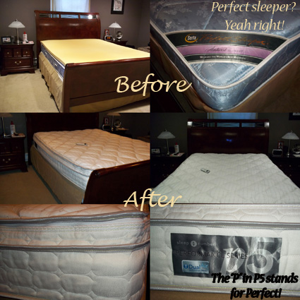 Sleep Number Mattress Reviews >> My Number Is 35 What S Yours A Sleep Number P5 Bed Review