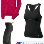 Champion SHAPE™: My Favorite Workout Gear Giveaway!
