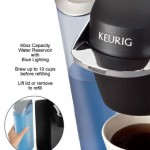 Keurig Platinum Brewer Water Capacity