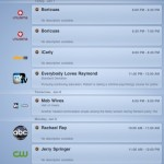Verizon FiOS: A View into My DVR List thru FiOS Mobile for iPad #MC