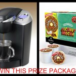 The Winner of The Keurig Brewer is….
