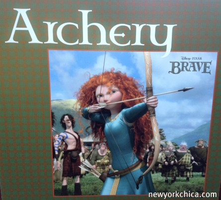 BRAVE-Archery