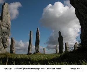 BRAVE Standing Stones