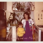 Wordless Wednesday: My Mommy and Me ~ 1981