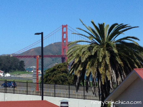 Golden Gate Bridge by Walt Disney Museum