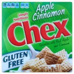 Product Review: NEW Apple Cinnamon Chex