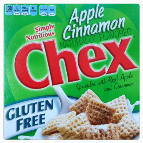 NEW Apple cinnamon chex