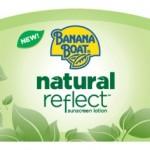 Celebrating 101 Days of Summer Play with Banana Boat Natural Reflect Sunscreen.