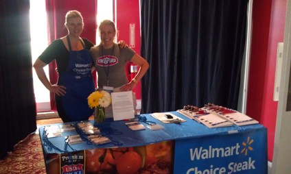 walmart steak event