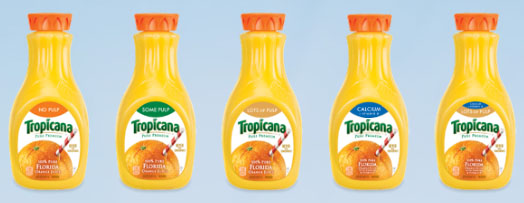 tropicana juices