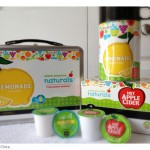 Enjoying Lemonade & Hot Apple Cider with Green Mountain Naturals® #YourPerfectCup
