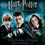 Harry Potter: The Exhibition Returns to New York's Discovery Times Square November 3, 2012