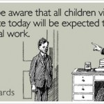 """Today Was An Unexpected """"Take Your Daughter To Work Day"""""""
