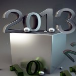 Last Post of The Year – Goodbye 2012, Hello 2013!