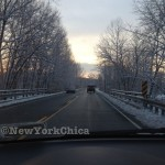 Wordless Wednesday: What My Commute Looked Like This Morning