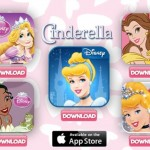 Disney Publishing Worldwide App Sale for Valentine's Day