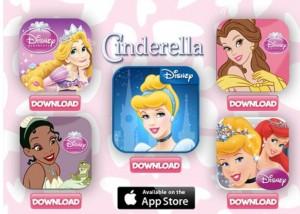 Disney Priness App