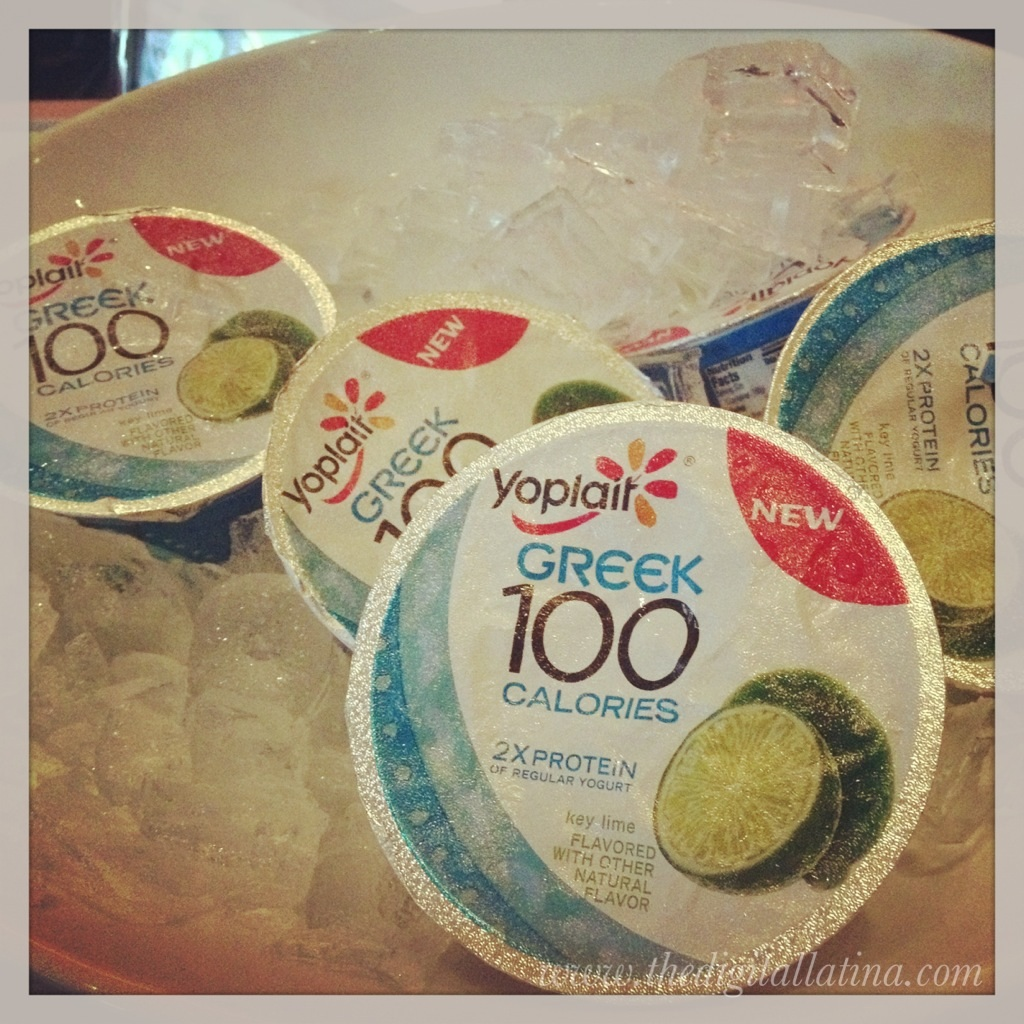Yoplait Greek 100 Calories Yogurt
