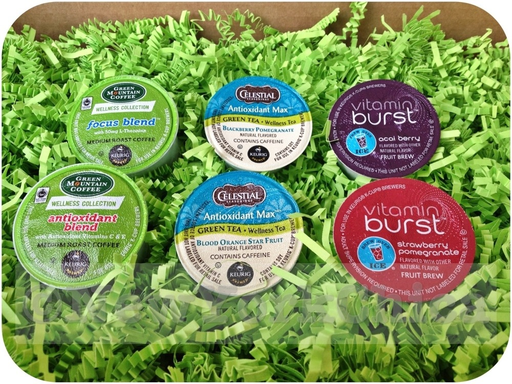 Wellness Brewed K-Cups