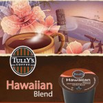 {Review} Tully's Hawaiian Blend K-Cup Portion Packs & A Promo Code for 15% off sitewide! #YourPerfectCup