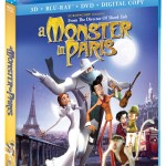 A Monster in Paris on Blu-ray and DVD